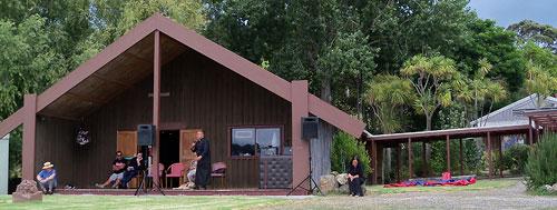 Waitangi Day, Waiheke Island